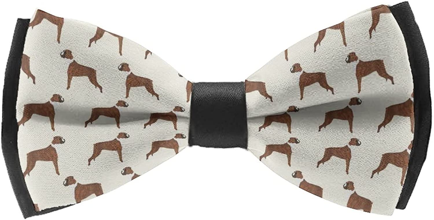 Pre-Tied Bow Tie for Formal Tuxedo Classic Cravat Ties For Adults & Children