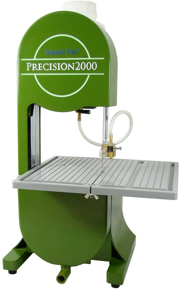 Studio Pro Seattle Mall Precision 2000 Alternative dealer Wet Dry Bandsaw Diamond Wood and with