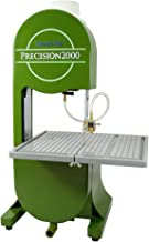 Studio Pro Precision 2000 Wet/Dry Bandsaw with Diamond and Wood Blades