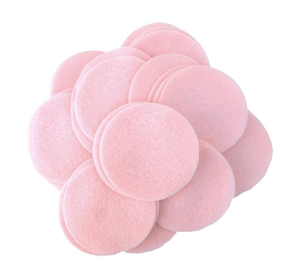 Playfully Ever After 4 Inch Light Pink 19pc Felt Circles