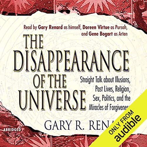 Couverture de The Disappearance of the Universe