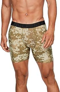 Under Armour Men's Tech 6inch Boxer Brief Boxerjock - 1 Pack