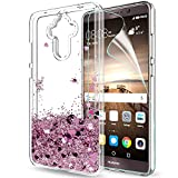 LeYi Case for Huawei Mate 9 with Screen Protector, Girl