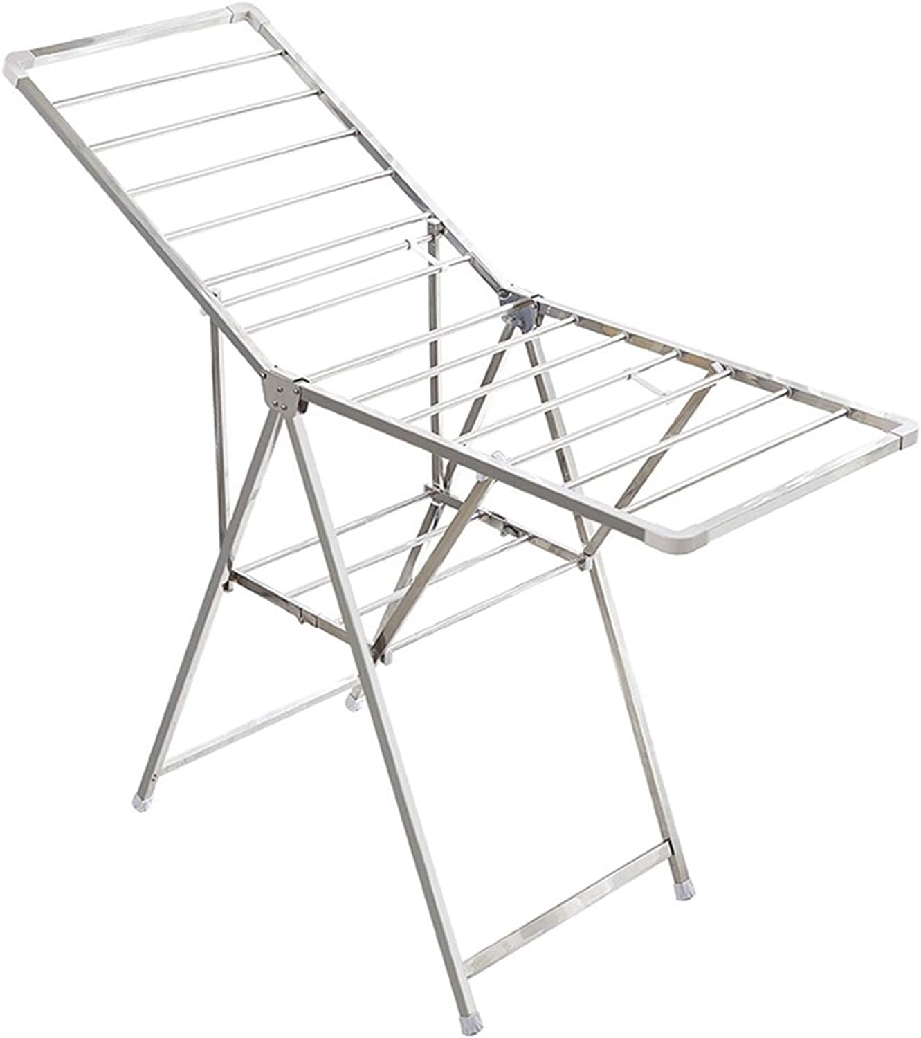 Clothes Drying Rack for OFFicial store R Laundry Stainless Max 54% OFF Steel