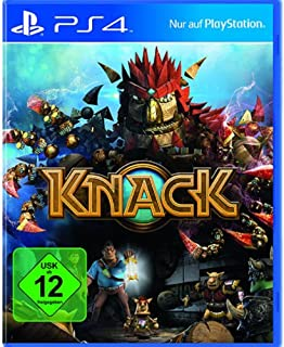 Sony Knack, PS4 - Juego (PS4, PlayStation 4, Plataforma, E10 + (Everyone 10 +))
