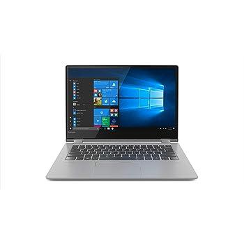 "Lenovo Yoga 530-14ARR - Portátil Táctil Convertible de 14"" HD (AMD Ryzen3 2200U, 4GB RAM, 128GB SSD, Windows 10) Negro - Teclado QWERTY Español"