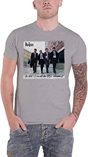 T Shirt On Air Live at The BBC Vol 2 Band Logo Official Mens