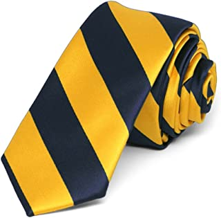 Best yellow and navy blue tie Reviews