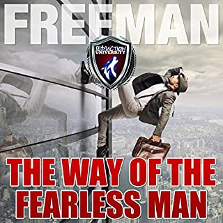 The Way of the Fearless Man audiobook cover art