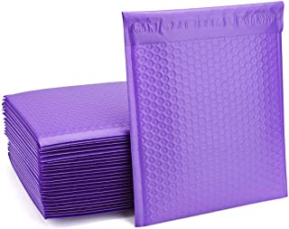 Fu Global Purple Bubble Mailers 8.5x12 Inches #2 Padded Envelopes Pack of 25