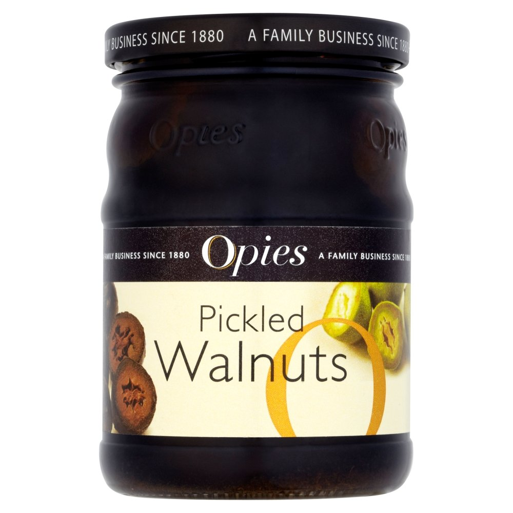 Opies National uniform free shipping specialty shop Pickled 390g Walnuts