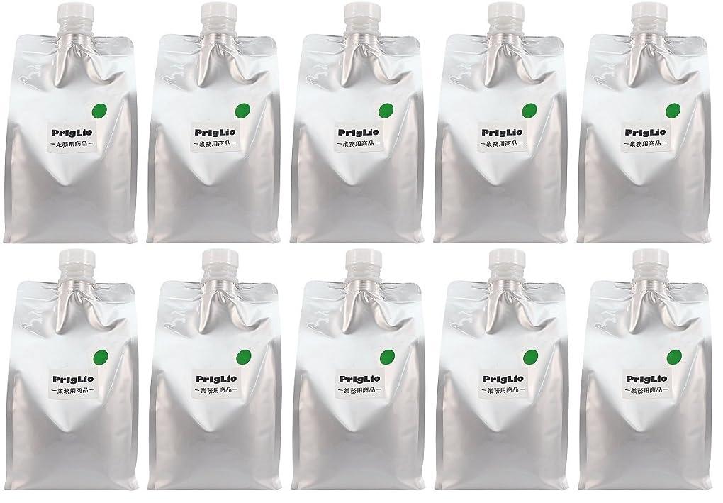 レビュー胚セクタ【10個セット】BJC プリグリオ C ユーカリシャンプー 900ml