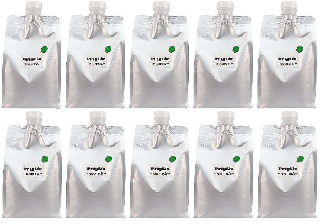 キャプチャー分類する霜【10個セット】BJC プリグリオ C ユーカリシャンプー 900ml