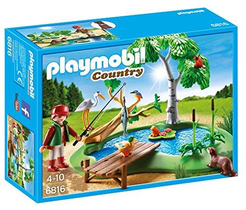 Playmobil Vida en el Bosque Playset  6816