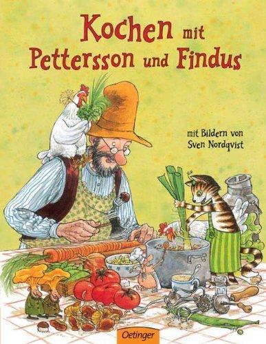 Kochen mit Pettersson und Findus von Nordqvist. Sven (2004) Gebundene Ausgabe