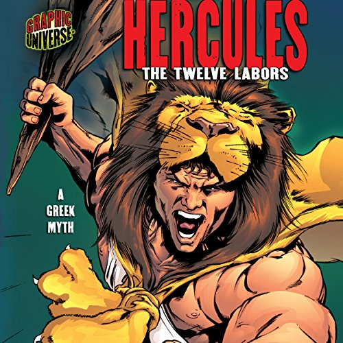Hercules: The Twelve Labors audiobook cover art