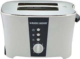 Black & Decker 2 Slices Mixed Toaster -