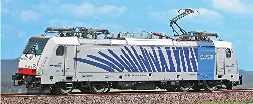 ACME AC60405 Elektrolok TRAXX 186 106, Zebra blau