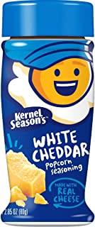 Kernel Season's Popcorn Seasoning, White Cheddar, 2.85 Ounce (Pack of 6)
