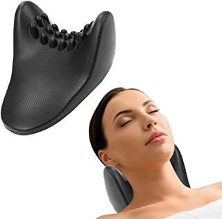 SubClap Cervical Pillow Neck Traction Pillow, Neck and Shoulder Relaxer Vertebra Massage Pillow, Release Stress/Neck Pain ...