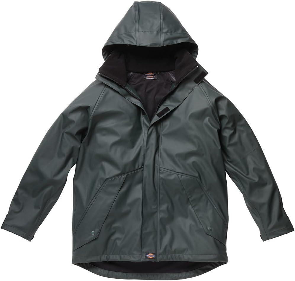 Dickies Raintite Waterproof Trousers Over Pants Navy Green WP51000