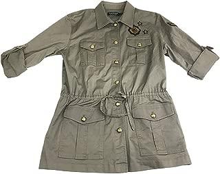 LAUREN RALPH LAUREN Women's Embroidered Patch Jacket