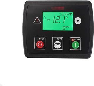 XIAOFANG Fangxia Store Nuevo Generador Controlador LXC706 Generador Diesel Control de Inicio automático Reemplazar DES702 DES3110