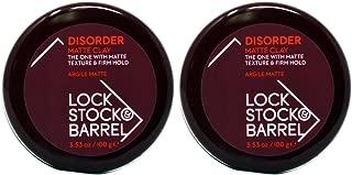 Lock Stock & Barrel Disorder Ultra Matte Clay 3.53oz/100g