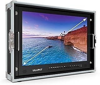 "LILLIPUT BM280-4K 28"" 4K 3840×2160 Ultra-HD resolution,4K Carry-on Broadcast Director Monitor SDI HDMI TALLY with Alumi..."
