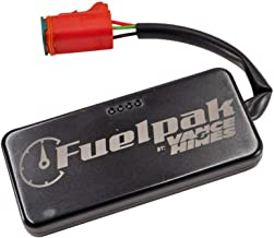 Vance and Hines Fuel Pak FP3 Autotuner Fuel Management Fits 4-Pin Harley Models - Connects to your Smartphone - Performance Tuning Software 66007