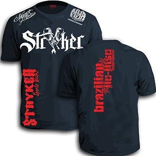 1f8b6b57 Stryker Fight Gear Y Gloves Shorts Sleeve T-shirt Top Tapout UFC Brazilian  Jiu Jitsu
