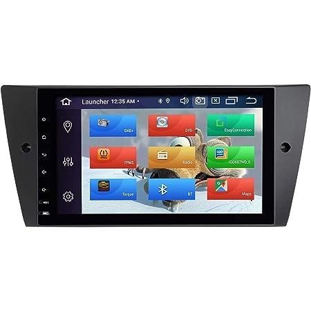 ZLTOOPAI Lettore multimediale per auto per BMW E90 E91 E92 E93