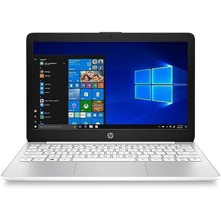 "HP Stream Laptop PC 11.6"" Intel N4000 Quad Core 4GB DDR4 SDRAM 32GB eMMC (Renewed)"