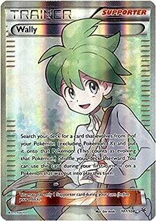 Pokemon - Wally (107/108) - XY Roaring Skies - Holo