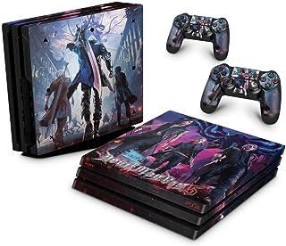 Skin Adesivo para PS4 Pro - Devil May Cry 5
