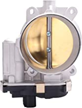 ECCPP Electric Throttle Body Air Control Assembly Fit for 2009-2014 Cadillac Escalade /2012-2015 Chevrolet Camaro /2009 GMC Envoy /2009 Hummer H2 /2009 Saab 9-7x OE 12601387, 12629992