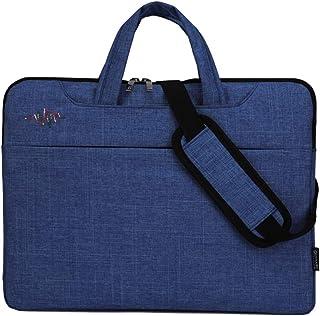comprar comparacion GUOCU 11-15.6 Pulgadas Mujer Hombre Bolso de Bandolera/Maletín/Mensajero Funda para Laptop Macbook Air iPad Portátil Moda ...