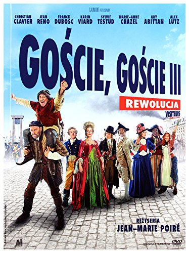 Les Visiteurs: La RĂŠvolution [DVD] [Region 2] (IMPORT) (Keine deutsche Version)