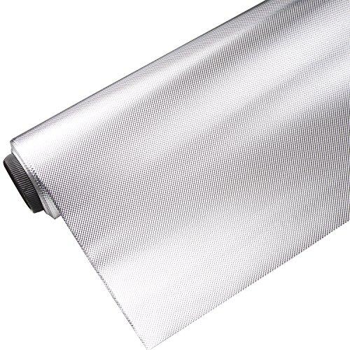 VIVOSUN 6 Mil Mylar Film Roll 4 FT X 10 FT Diamond Film Foil Roll Highly Reflective Grow Room (10 FT)
