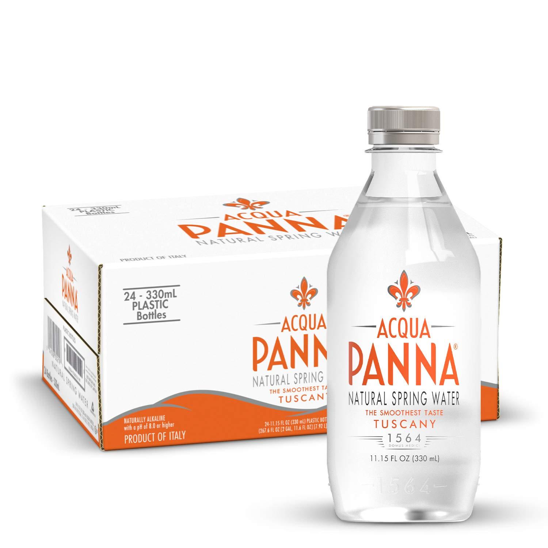 Acqua Panna Natural Japan Maker New Spring Water Oz. Plastic 40% OFF Cheap Sale Fl. Bottles 11.15