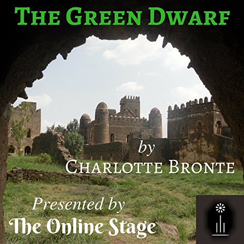 The Green Dwarf cover art