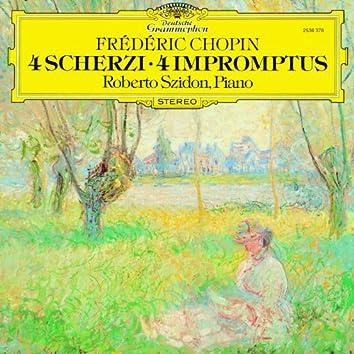 Chopin: Vier Scherzi / Vier Impromptus
