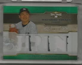 2014 Triple Threads Baseball Masahiro Tanaka Japan Five Pice Jersey Card # 8/18
