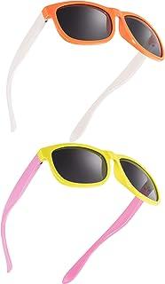 Toddler Sunglasses Rubber Flexible Kids Polarized Sunglasses