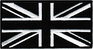 Best black union jack patch Reviews