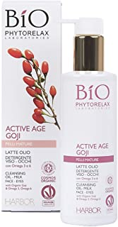 Phytorelax Laboratories Olio Latte Struccante - 200 ml