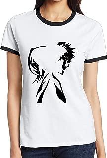 Women's Bleach Summer Jersey Ringer T-Shirt