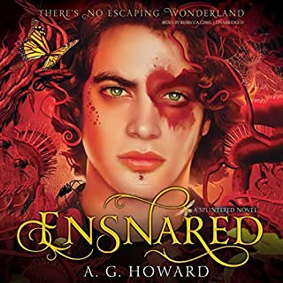 Ensnared audiobook cover art