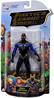 DC Direct: Justice League Of America Series 1 > Black Lightning Action Figure