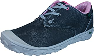 Hi Tec Ezee'z Lace I Womens Travel/Walking Trainers/Shoes - Grey